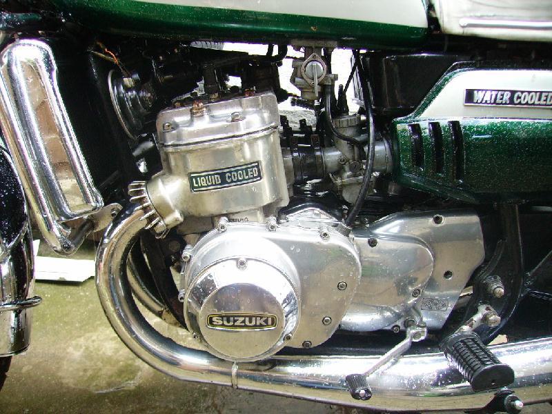Motor GT 750