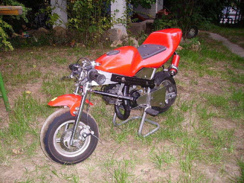 Mein Pocket Bike